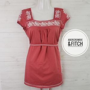 XXS Abercrombie & Fitch Belted mini Summer dress